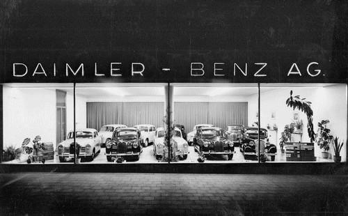 Немецкий концерн «Daimler-Benz»