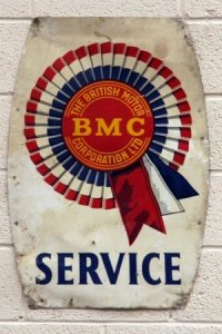 BMC - British Motor Corporation