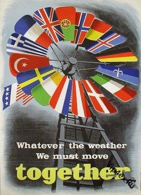 «План Маршалла» - Какова бы ни была погода, мы должны двигаться вместе